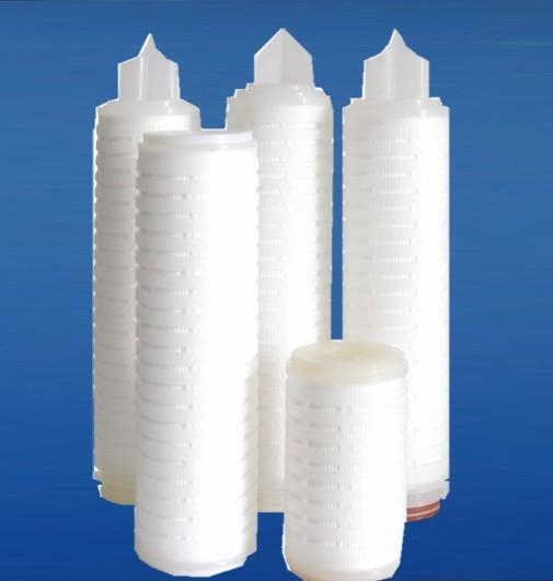 PP膜(聚丙烯膜)折叠滤芯|精密过滤器滤芯|微孔过滤器滤芯