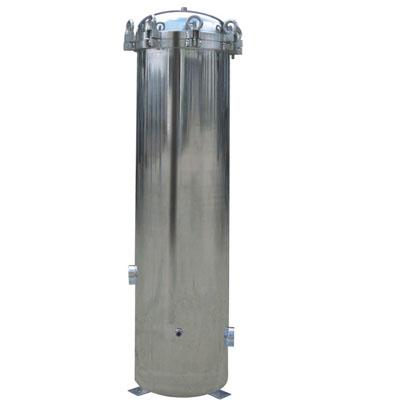 不锈钢保安过滤器|水过滤器20寸5芯|不锈钢精密过滤器