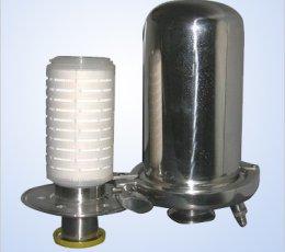 微孔膜折叠滤芯|耐高温除菌滤芯|空气呼吸器滤芯