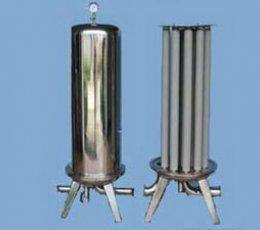 钛棒过滤器(常温型,保温型)|钛粉末烧结滤芯过滤器