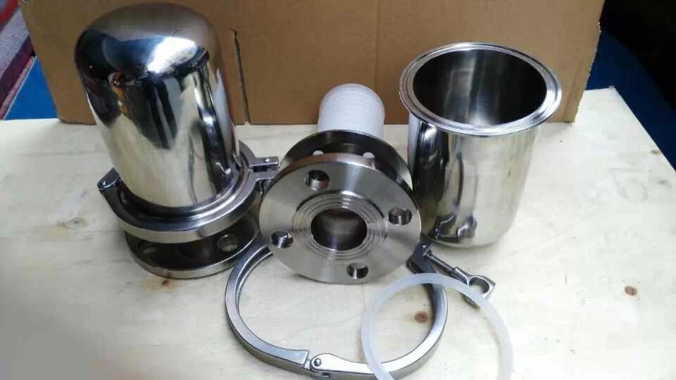 不锈钢空气除菌过滤器|发酵罐呼吸器