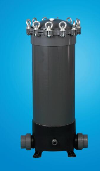 UPVC保安过滤器 UPVC精密过滤器 UPVC袋式过滤器